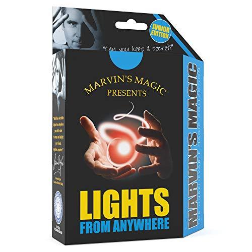 Marvin\'s Magic Licht von überall Junior Anleitung auf Englisch