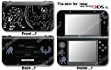 Pokemon Sun Moon Solgaleo Lunala Go Cool Skin Decal Sticker Cover for NEW 3DS XL
