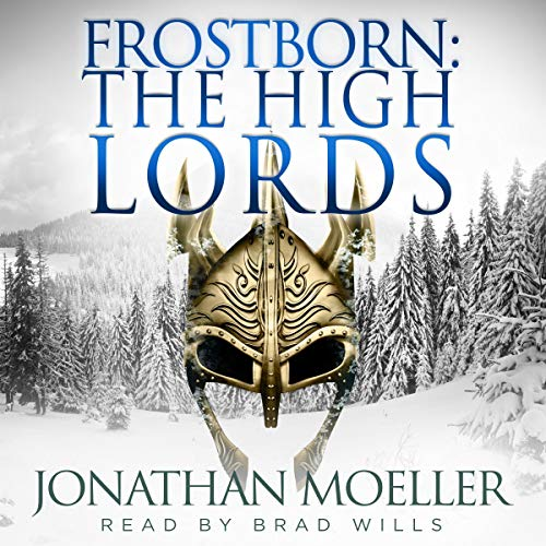 Couverture de Frostborn: The High Lords