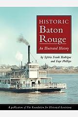 Historic Baton Rouge Hardcover