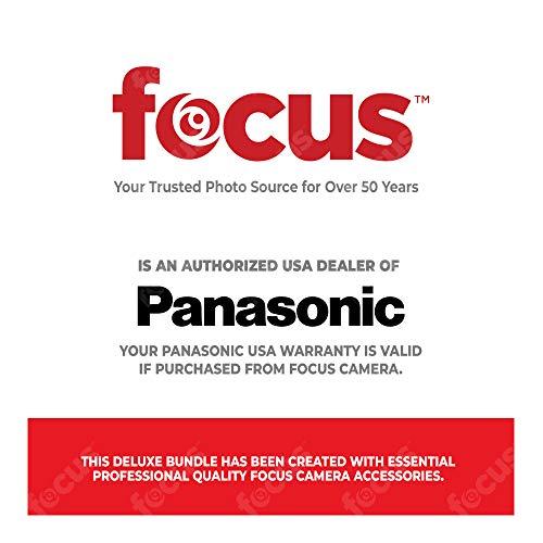 Panasonic GH5 Lumix 4K Mirrorless, 20.3 MP, Wi-Fi + Bluetooth,3.2