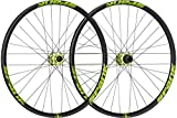 Spank Spike race33DH 27,5Pollici Wheel Set 20mm, 12/150mm BB Ruote, Unisex, Spike Race33 DH...