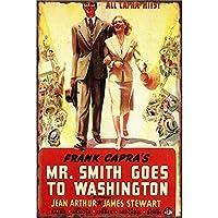 Mr. Smith Goes To Washington 金属板ブリキ看板警告サイン注意サイン表示パネル情報サイン金属安全サイン