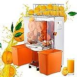 VEVOR Exprimidor de Naranjas,120W, Máquina Automática...