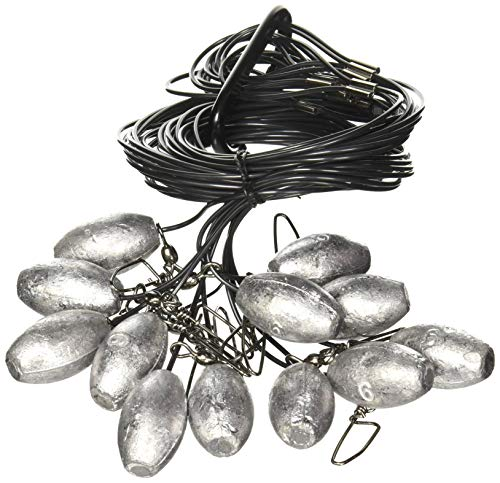 Mojo Outdoors Texas Style Decoy 12 Pack - Rig (4-Ounce-36')