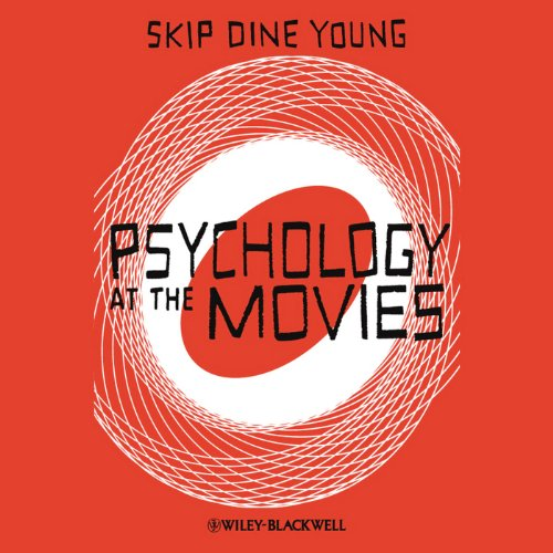 Psychology at the Movies audiobook cover art