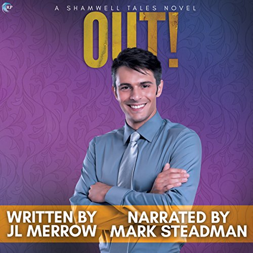 Out! audiobook cover art