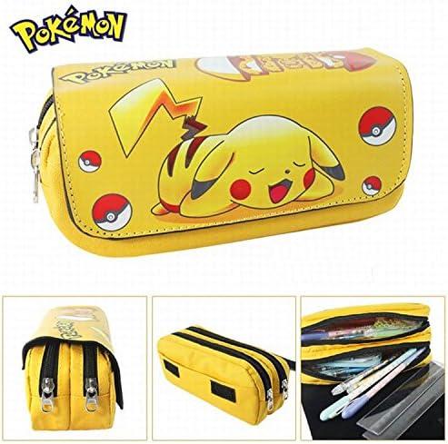 Estuches Material escolar Portatodo doble Pokemon Pikachu: Amazon ...
