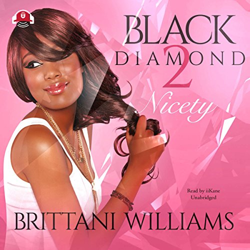 Black Diamond 2 audiobook cover art