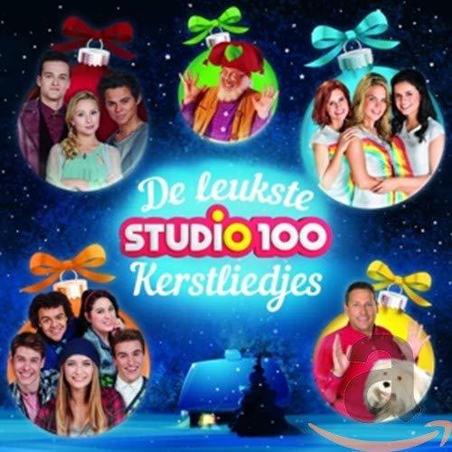 Studio100 F61.A724.020 Cd De Leukste Kerstliedjes, 36-108 mnd