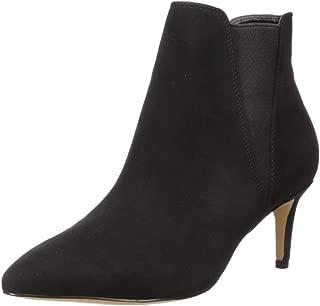The Drop Women's Stella Pull-on Kitten Heel Boot