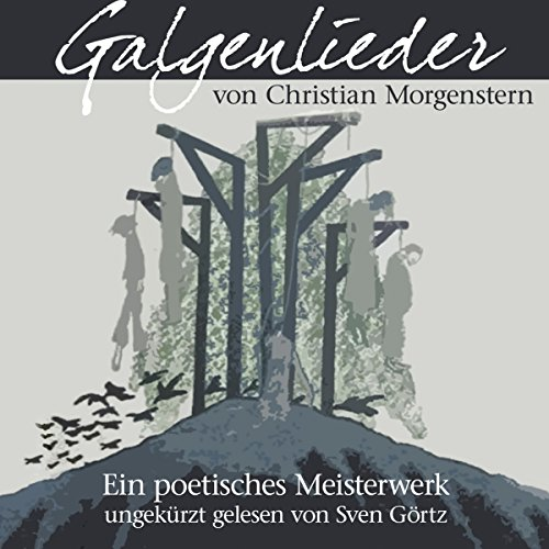Galgenlieder audiobook cover art