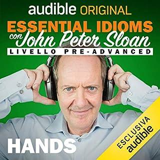 Hands copertina