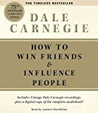 [How to Win Friends and Influence People] (By: Dale Carnegie) [published: August, 2011] - SIMON & SCHUSTER AUDIO - 04/08/2011