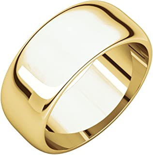 Best 8mm gold ring Reviews