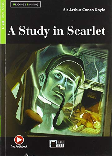 A Study in Scarlet: Buch + free Audiobook