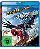 Spiderman Homecoming [Blu-ray]