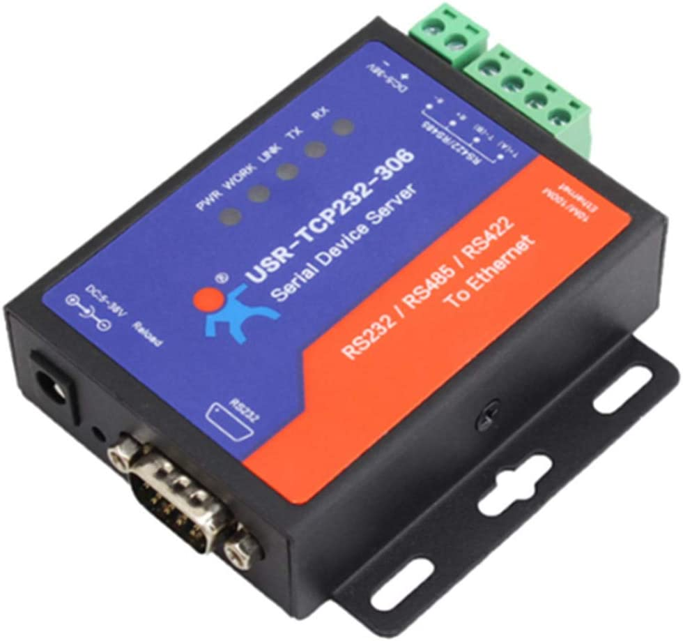 Single Port Serial Max 83% Popular brand in the world OFF Server RS232 to RS485 Ethernet C RS422
