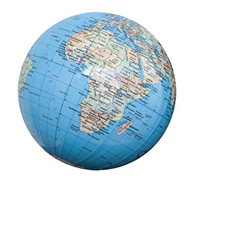 201201 Columbus DUO: Spardose, politisch, unbeleuchtet, 12 cm Durchmesser, handkaschiert, ohne Halterung