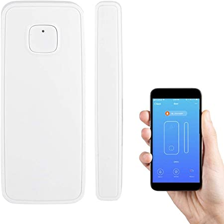 WiFi Temperature /& Humidity Sensor Alarm System Devices for Amazon Alexa Google