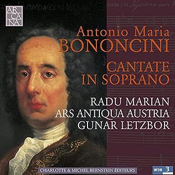 Bononcini: Cantate in Soprano