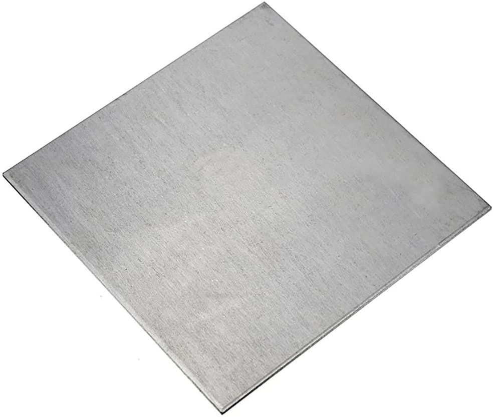 BAIWANLIN Titanium Sheet Metal Pure Ti TA2 Titan Jacksonville Mall Low price GR2 Plate Foil
