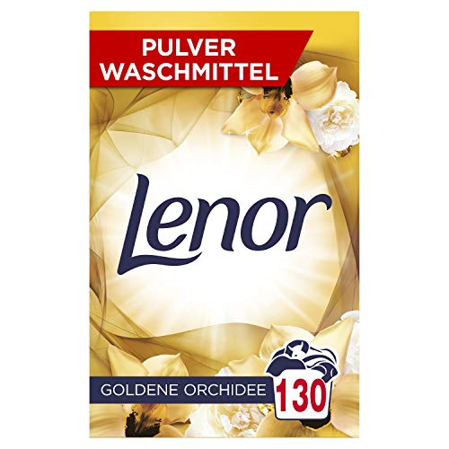 Lenor Waschmittel Goldene Orchidee Colorwaschmittel 130 Waschladungen