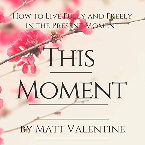 This Moment audiobook cover art