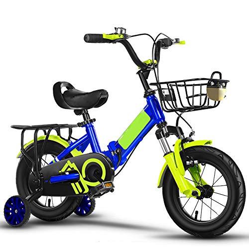 ZRZJBX Bikes Bicicleta Infantil Bicicleta para NiñOs Bicicleta Infantil 12