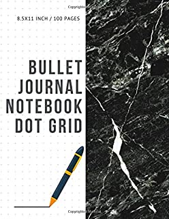 Bullet Journal Notebook Dot Grid: Cheap Composition Journals Books College Ruled To Write In Letter Paper Size 8.5 X 11 Volume 29