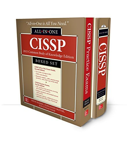CISSP Boxed Set 2015 Common Body of Knowledge Edition (All-in-One) by Shon Harris (2016-10-11)