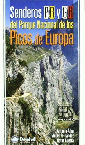 Senderos pr y gr del parque nacional de los picos de Europa