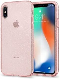 Spigen Protector Cover For Iphone Xs Max, Pink And Clear- 065Cs25124