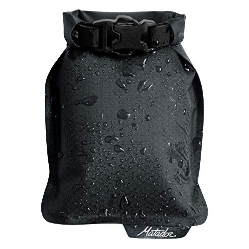 MATADOR FlatPak Soap Bar Case Kulturtasche, 15 cm, Black