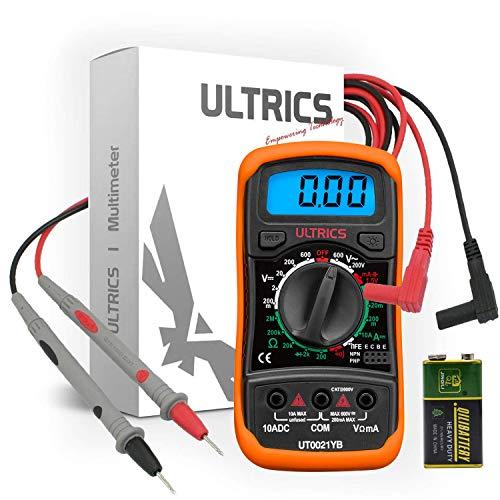 ULTRICS Multimetro Digital Profesional,...