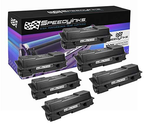 Speedy Inks Compatible Toner Cartridge Replacement for Kyocera-Mita Black TK-1142 (Black, 6-Pack)