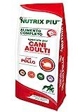 Nutrix Più Croquetas secas para Adultos con Pollo, 15000 g