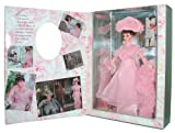 Barbie Hollywood Legends Collection - Eliza Doolittle in My Fair Lady in Pink Organza Gown