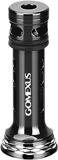 ゴメクサス (Gomexus) 48mm リール スタンド シマノ ダイワ スピニング リール 用 20 ヴァンフォード 20 ルビアス など用 ボディーキーパー アルミ