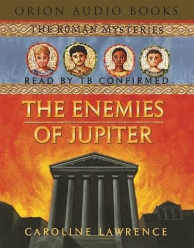 07 The Enemies of Jupiter (The Roman Mysteries)
