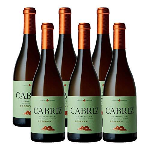Cabriz Reserva - Vino Blanco - 6 Botellas