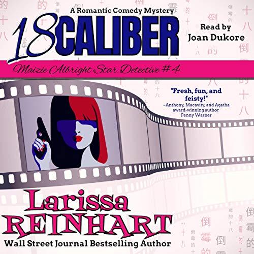 18 Caliber cover art
