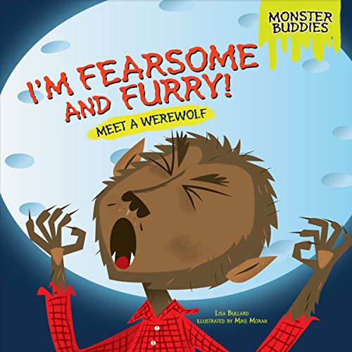 I'm Fearsome and Furry! copertina