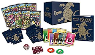 TCG: XY Ancient Origins Elite Trainer Box Card Game (Discontinued by manufacturer)