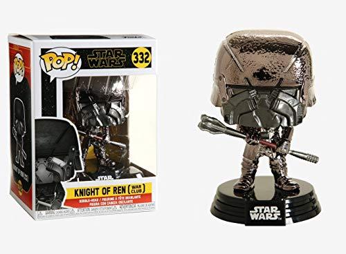 Funko - Pop! Star Wars The Rise of Skywalker - KOR Club (Hematite Chrome) Figura...