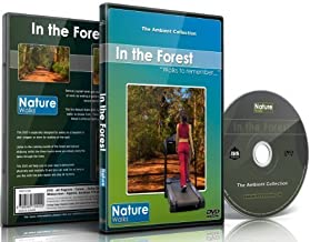 Nature Walks - In the Forest - for indoor walking, treadmill and cycling workouts