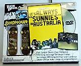 "Tech Deck Sk8 Shop DVD Birdhouse ""It's always..."" + 2 Bonus Fingerboards -"