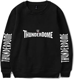 WAWNI Thunderdome Cool Logo Cuello Redondo Sudadera 2020 Hardcore Music Festival Unisex Pullover Sudadera