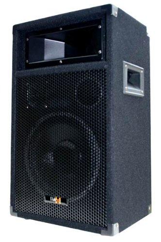 500W DJ Party Lautsprecher Box - 25cm / 10