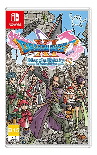 Dragon Quest XI S: Echoes of an Elusive...